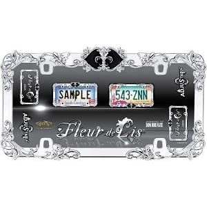 Rico Industries NCAA Purdue Boilermakers Standard Chrome License Plate Frame Inc FC200203