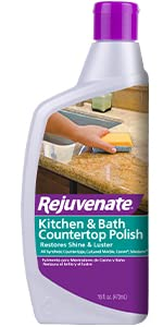 Countertop Cleaner, Countertop Polish, Granite Polish, Marble Polish, Corian Cleaner, Corian Polish