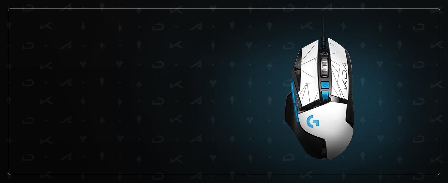 G502 K/DA Gaming Mouse