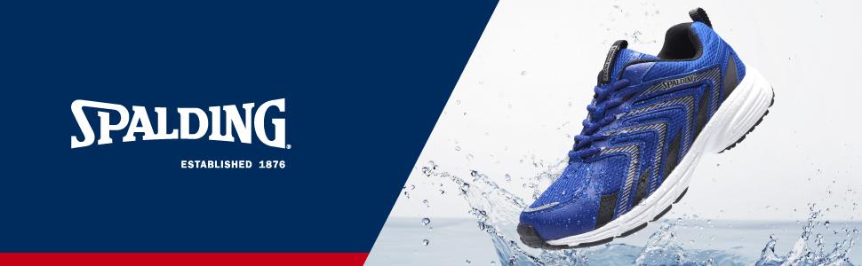 スポルディング ランニングシューズ ウォーキングシューズ スポーツ ジョギング スニーカー メンズ レディース 防水 撥水 軽量 幅広 ワイド 4E 通勤 通学 JOG マラソン シューズ ダンロップ