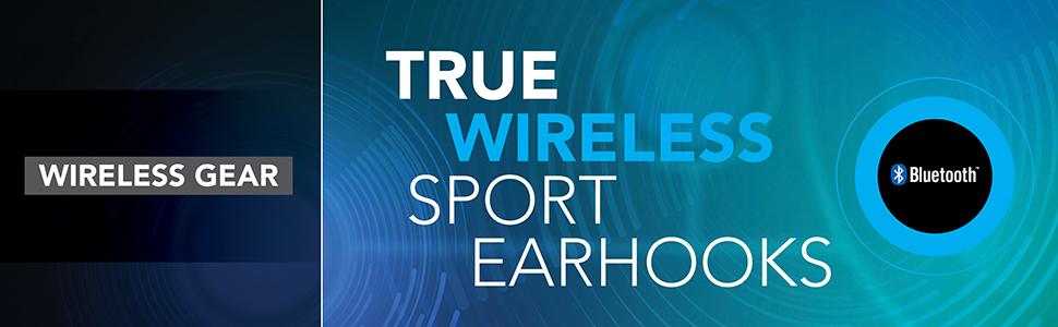 true wireless wireless gear sport earhooks tws bluebooth