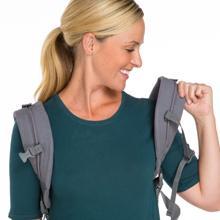 adjustable shoulder straps, infantino, cuddle up