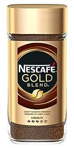 Nescafe, gold, blend