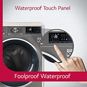 Waterproof Touch Panel