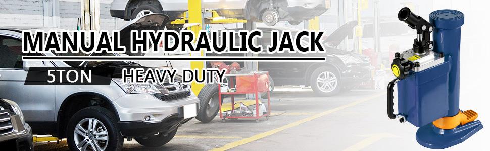 manual hydraulic jack