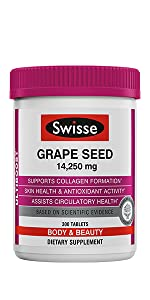Swisse Ultiboost Grape Seed