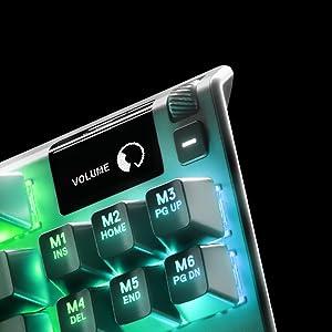 SteelSeries Apex 7 TKL Keyboard