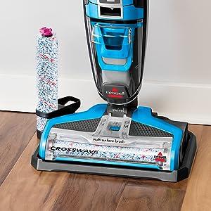Bissell Crosswave 3 In 1 Multi Surface Floor Cleaner