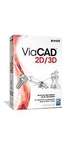 ViaCAD 2D/3D Version 10