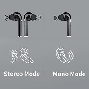 Bin-aural Earbuds