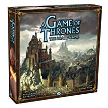 game of thrones board game box