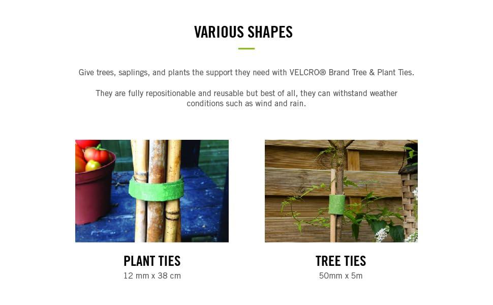 KLICRO merk planten- en tuinbanden