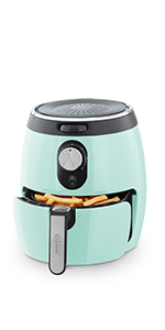 Air; Fry; fryer; deluxe; 3qt; family; compact