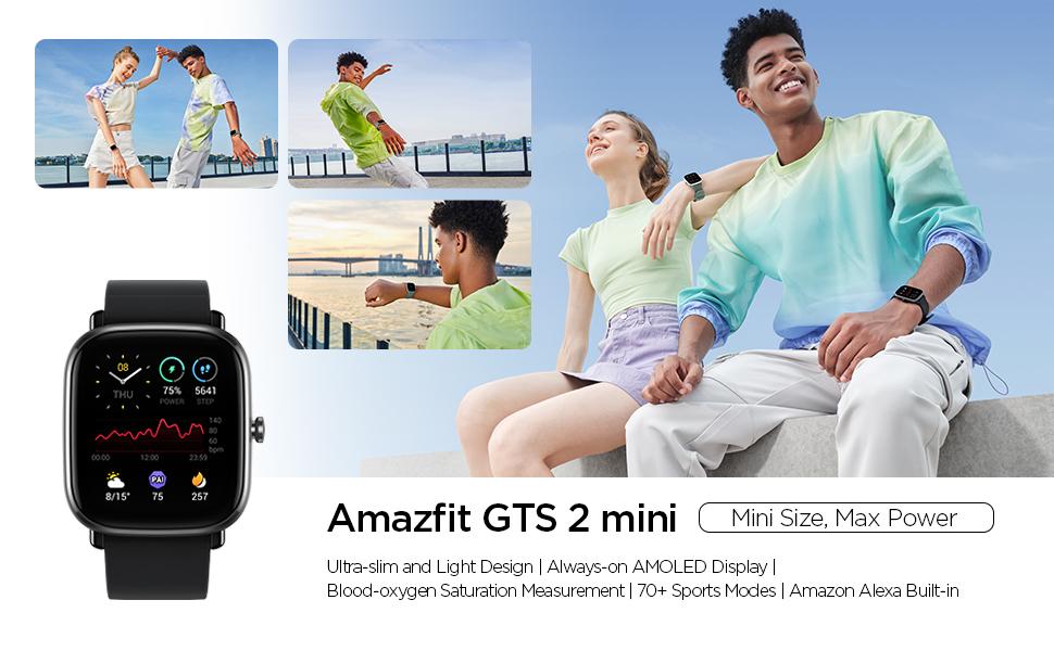 Amazfit GTS 2 Mini Smart Watch