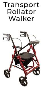 Amazon.com: Carex Crosstour - Andador con ruedas, con ...