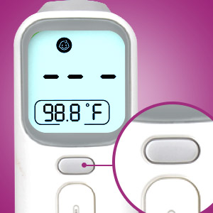 Thermometer no touch