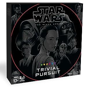 Trivial Pursuit Star Wars (Hasbro B8615105): Amazon.es: Juguetes y juegos