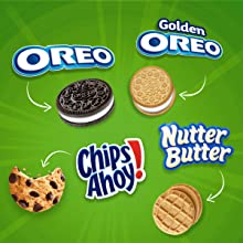 Nabisco 2 Count Variety Pack brands
