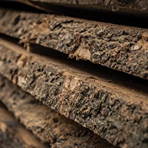acacia wood; craftsmanship; sourced responsibly