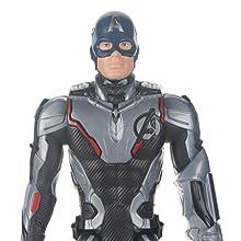 Avengers - Figura Titan Hero FX Capitán America (Hasbro E3301EW0 ...