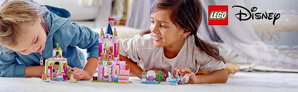 LEGO, castle, princess