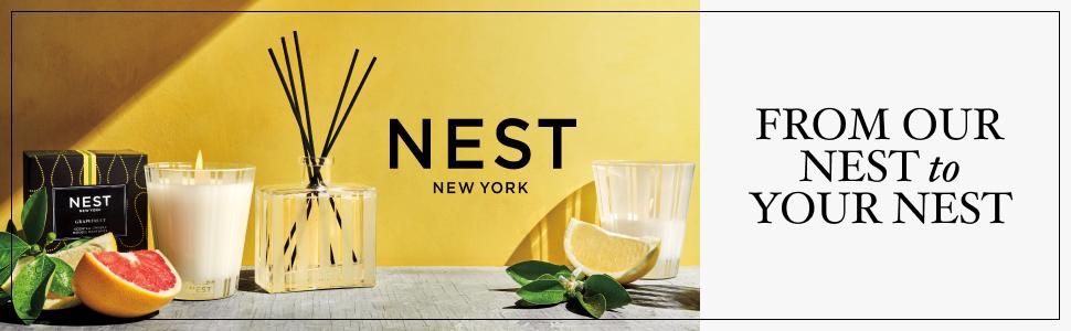 NEST New York; NEST Fragrances; Slatkin; Home Fragrance; Fine Fragrance