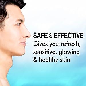 insa glow for sensitive skin