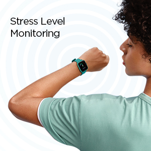 Stress Level Monitoring