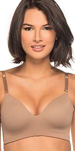 Annette sujetador post operatorio comodo de algodon sin aro · Annette sujetador post operatorio y deportivo sin aro y sin costuras · Annette sujetador top ...