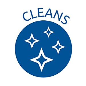 Cleans