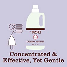 Lavender Scent, Mrs. Meyer's Laundry Detergent