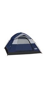 Dome tent 2P