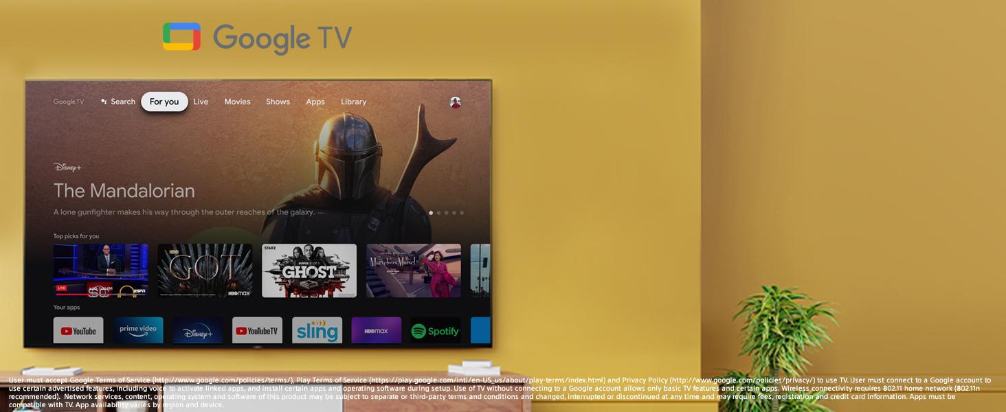 Sony BRAVIA XR A90J 4K HDR OLED Google TV