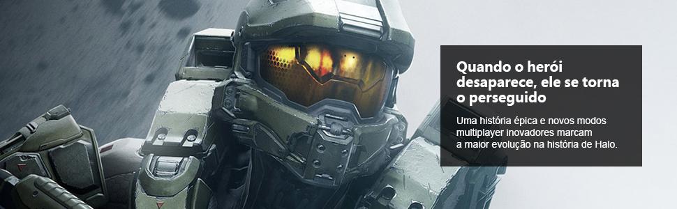 Halo 5, Halo 5 Guardians, maior evolução na história de Halo