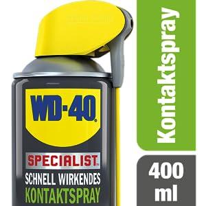 Wd 40 Specialist Kontaktspray Smart Straw 250ml Gewerbe Industrie Wissenschaft