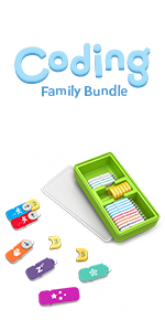 Coding Family Kit for iPad and Fire Tablet