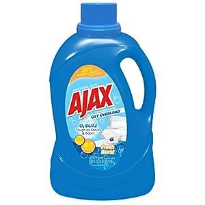 Ajax oxy overload laundry detergent