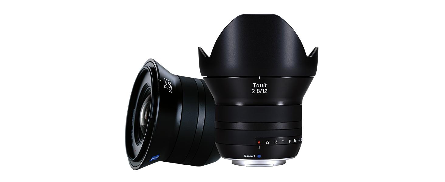Zeiss Touit 2 8 12 Für Spiegellose Aps C Systemkameras Kamera