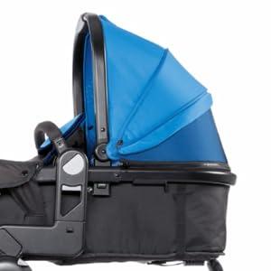 Chicco Fully Twin Silla de paseo gemelar, capazo y silla de ...
