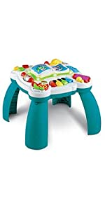 Learn & Groove Musical Table Activity Center