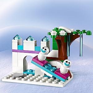 LEGO | Disney Frozen Elsa's Magical Ice Palace