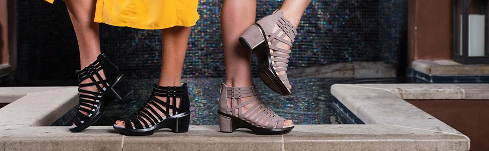 a5b270d186c Comfort Wedge Sandals