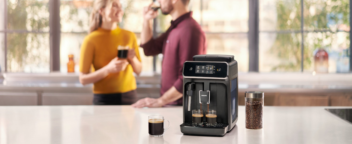 Philips Espresso Latte Go