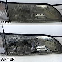 Headlight Restore kit reviews