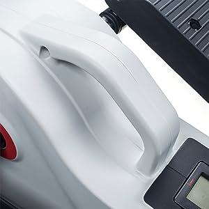Sunny Health & Fitness Magnetic Under Desk Elliptical