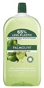 Antibacterial Odour Neutralising Lime Refill
