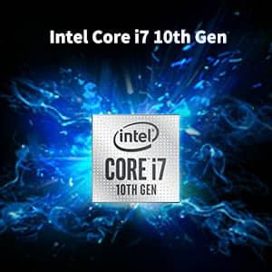 Intel 10th Gen CPU; 8 core i7 gaming; i7 gaming; AERO i7-10875H; Gaming i7-10875H; i7 10th gen