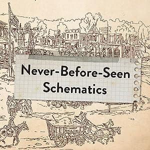 Never-Before-Seen Schematics