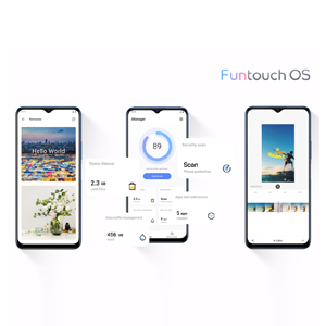 Funtouch OS 11 (Based on Android 11)