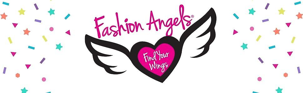 Fashion Angels Banner